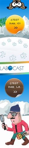 bannière Labocast
